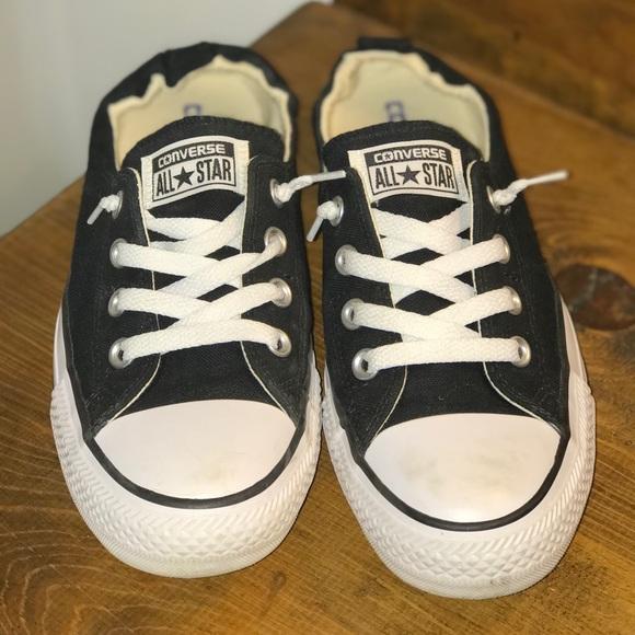 54a65da68c3d69 Converse Shoes - Womens Converse Shoreline size 9
